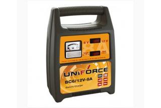 Зарядное устройство Uniforce BC6/12V-8A