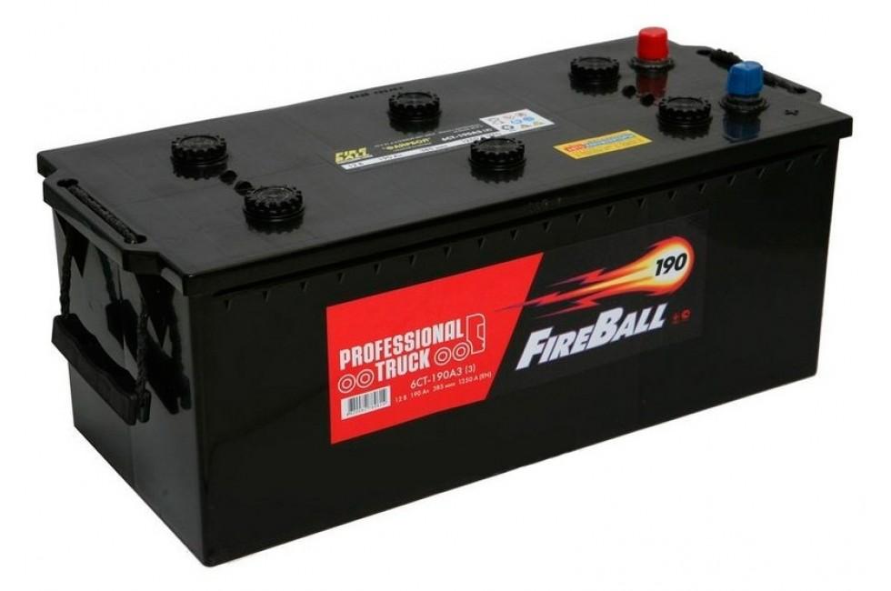 Аккумулятор FireBall 190 a/h 1150 (EN)