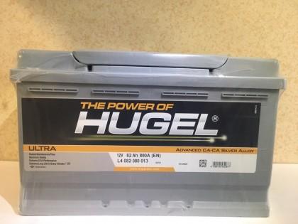 Аккумулятор Hugel 82 a/h 800А