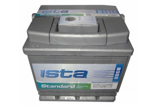 Аккумулятор ISTA Standard (50 А/ч), 420А