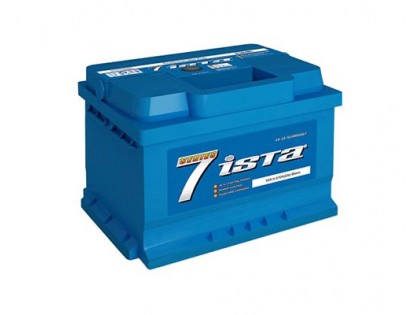 Аккумулятор ISTA 7 Series (45 А/ч), 450A