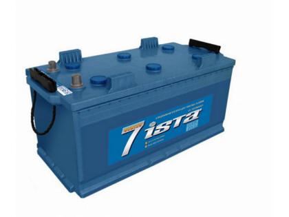 Аккумулятор ISTA 7 Series 6СТ-190 А1 У (190 А/ч), 1150А
