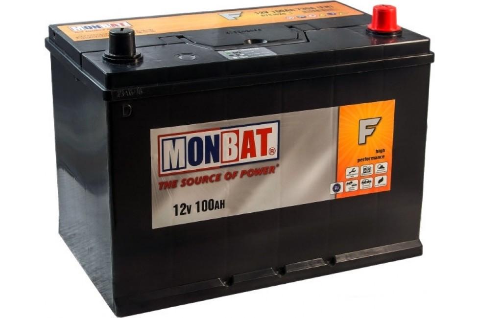 Аккумулятор Monbat Asia 100 A/h 780A R+