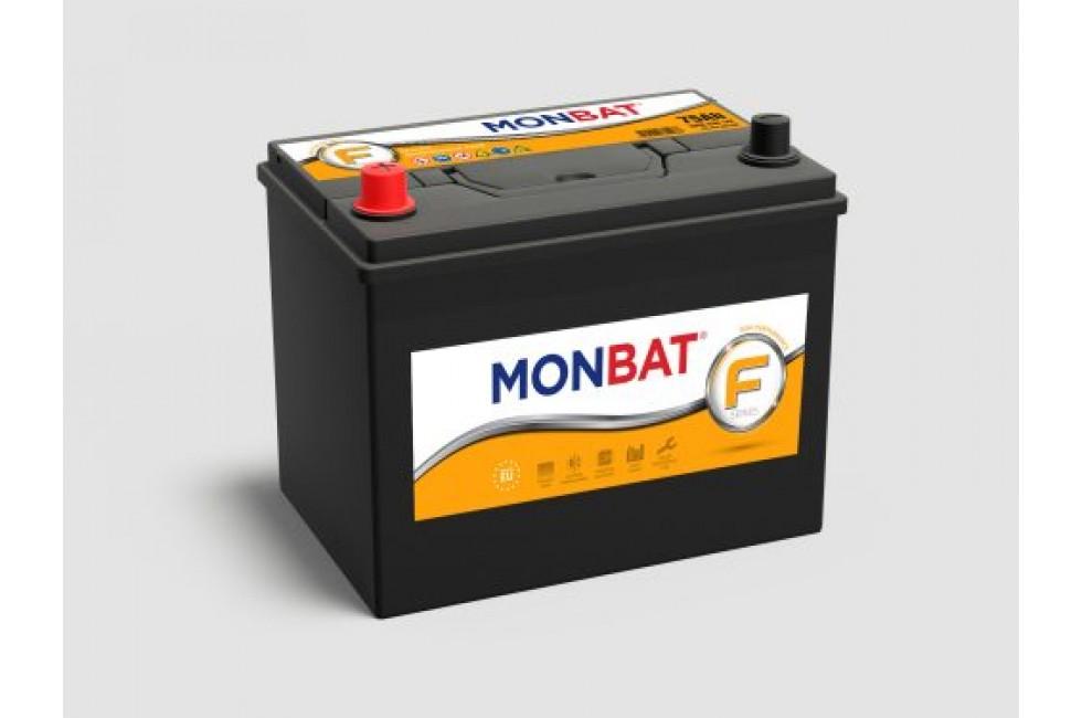 Аккумулятор Monbat Asia 70 A/h 580A  L+