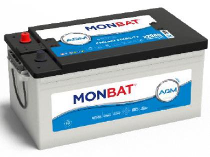 Аккумулятор Monbat AGM 220 A/h 1400A