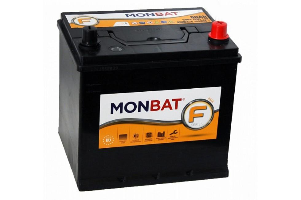 Аккумулятор Monbat Asia 70 A/h 580A R+