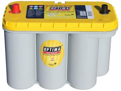 Аккумулятор Optima YT S 5.5 75 A/h 975A (EN)