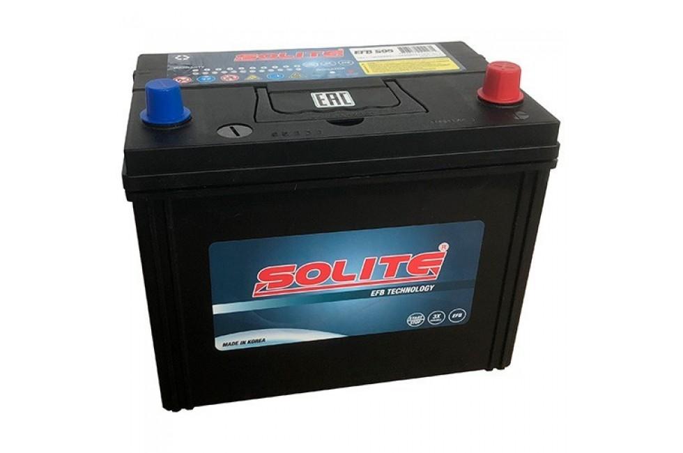 Аккумулятор Solite EFB T110 90 А/ч 880 А (EN) R+