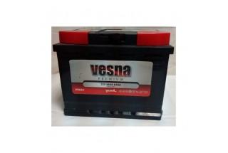 Аккумулятор VESNA Premium 66 a/h R+ 640A (EN)