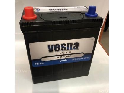 Аккумулятор VESNA azia 35 a/h L+ 300A (EN)