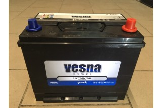Аккумулятор VESNA azia 70 a/h R+ 700A (EN)
