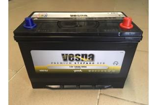 Аккумулятор VESNA azia EFB 105 a/h R+ 900A