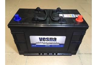 Аккумулятор VESNA Power Truck 110 a/h R+ 800A (EN)