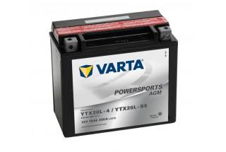 Аккумулятор VARTA AGM YTX20L-BS (518901)