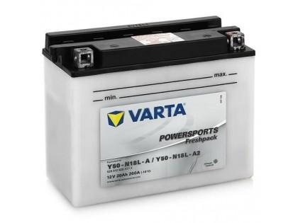 Аккумулятор VARTA Y50N18L-A2 (520012)