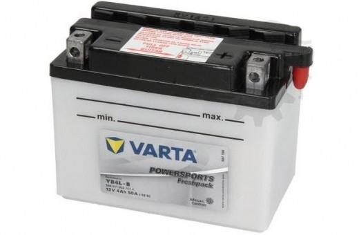 Аккумулятор VARTA YB4L-B (504011)