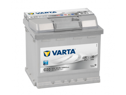 Аккумулятор Varta Silver Dyn 554400 (54 Ah) 530A