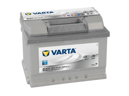 Аккумулятор Varta Silver Dyn 561400 (61 Ah) 600A