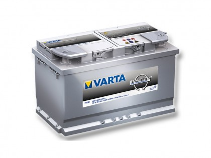 Аккумулятор Varta Start-Stop AGM 580500 (80 Ah) 800A