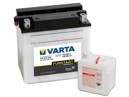 Аккумулятор Varta YB16-B 519012