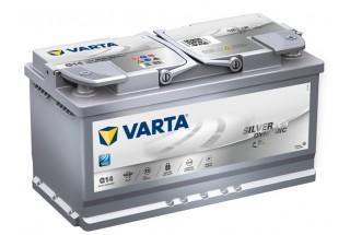 Аккумулятор Varta Silver Dynamic AGM G14 595 901 085 (95 A/h) 850A