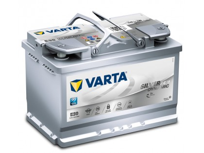 Аккумулятор Varta Silver Dynamic AGM 570 901 076 (70 A/h) 760A
