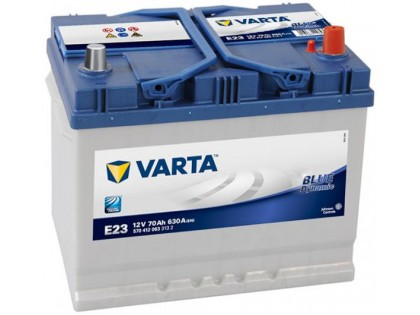 Аккумулятор Varta Blue Dyn (Asia) 70Ah R+ 630A
