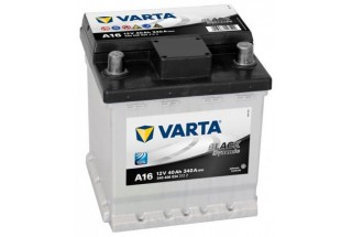 Аккумулятор Varta Black Dyn 540406 (40Ah) 340A