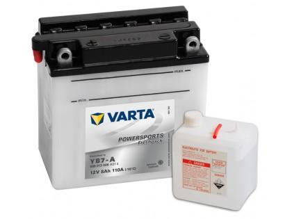 Аккумулятор Varta YB7-A 508013
