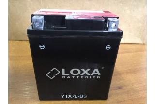 Аккумулятор Loxa YTX 7L- BS
