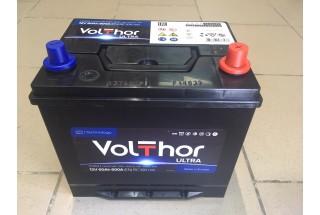 Аккумулятор VolThor 60 a/h R+ 600A (EN)