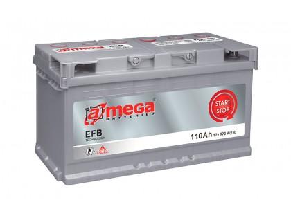 Аккумулятор A-mega EFB 110 R A/h 970A (EN)