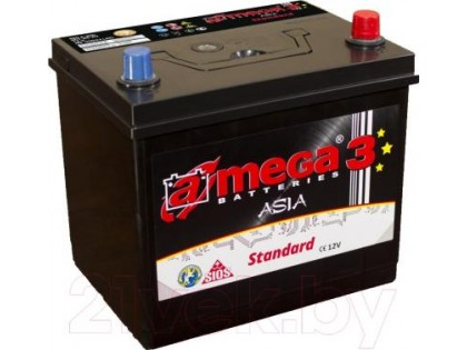 Аккумулятор A-mega Asia Standard 45 JR