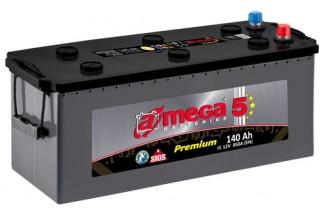 Аккумулятор A-mega 140 850 A (EN)