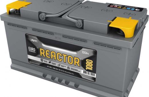 Аккумулятор Reactor 100 a/h 1080A (EN)