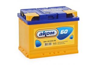 Аккумулятор Akom 60 a/h 520A (EN)