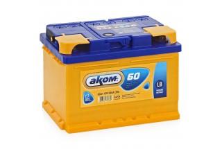 Аккумулятор Akom 60 a/h 590A (EN)