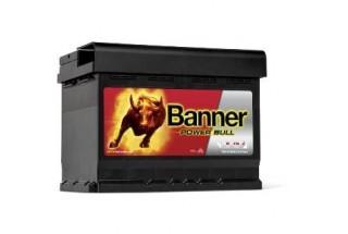 Аккумулятор Banner Power Bull P6009 540A e/n