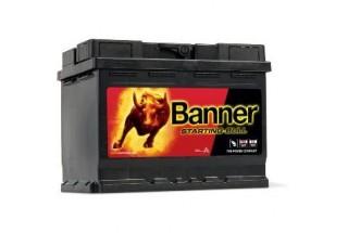 Аккумулятор Banner Power Bull P6219 550A e/n
