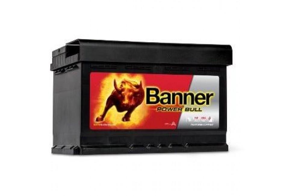 Аккумулятор Banner Power Bull P7412 680A e/n