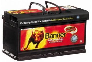 Аккумулятор Banner Running Bull AGM 92 A/h 850A (EN)