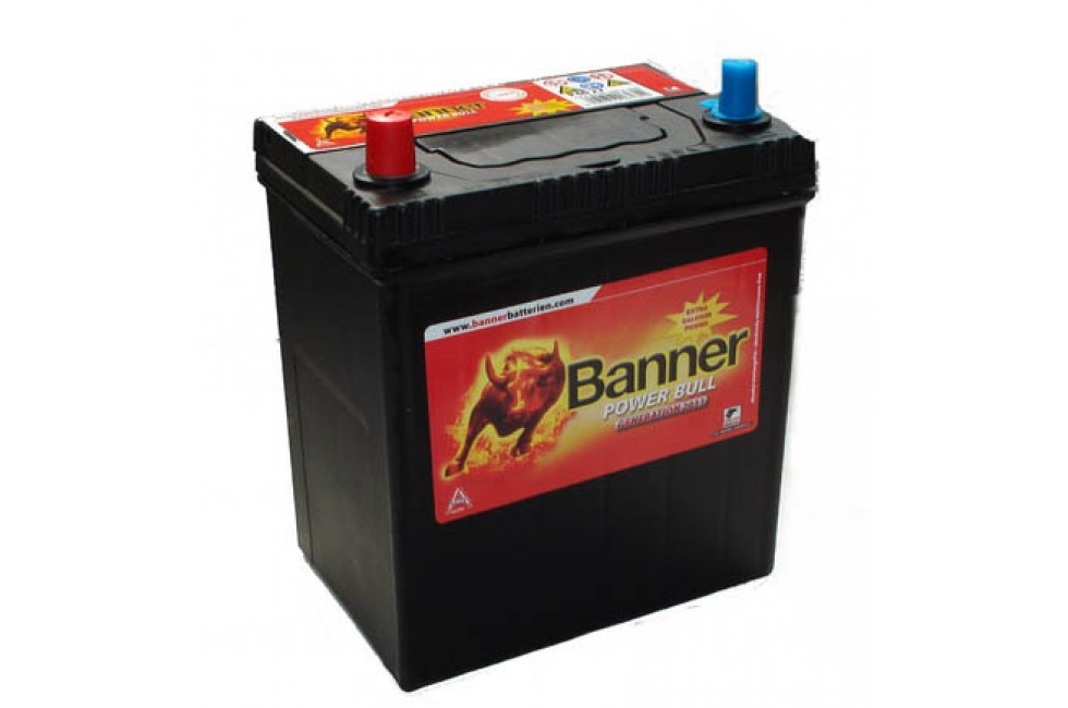 Аккумулятор BANNER Power Bull 40 JR 330A e/n L+