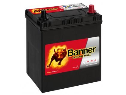 Аккумулятор BANNER Power Bull 40 JR 330A e/n R+