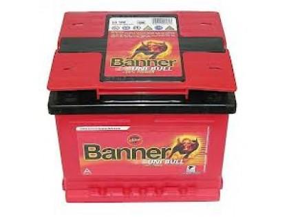 Аккумулятор Banner 50100 47 A/h Uni Bull 390A (EN)