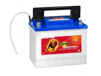 Аккумулятор Banner energy bull 50/60 a/h