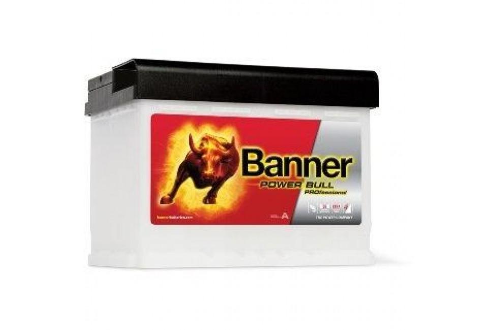 Аккумулятор Banner Power Bull PRO P6340 600A e/n