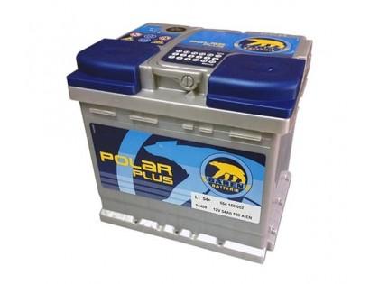Аккумулятор Baren polar 54 ah 520A (EN)