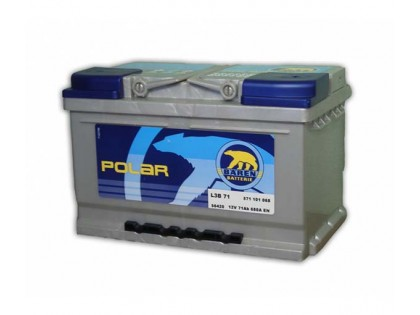 Аккумулятор Baren polar 71 a/h (571101) 680A
