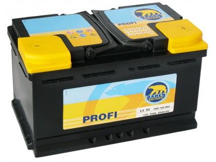 Аккумулятор BAREN Profi 95 a/h R 850A