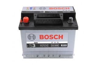 Аккумулятор Bosch S3 556 400з 480A
